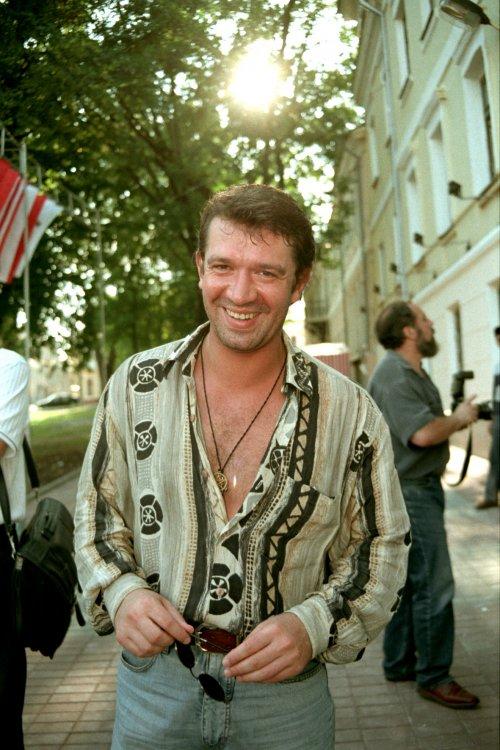Russian actor Vladimir Mashkov