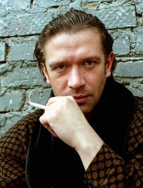 Russian actor Vladimir Mashkov