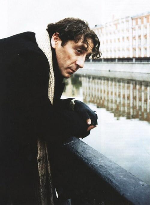 Russian singer Grigory Leps