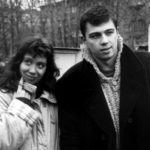 Sergei Bondarchuk and Irina Skobtseva