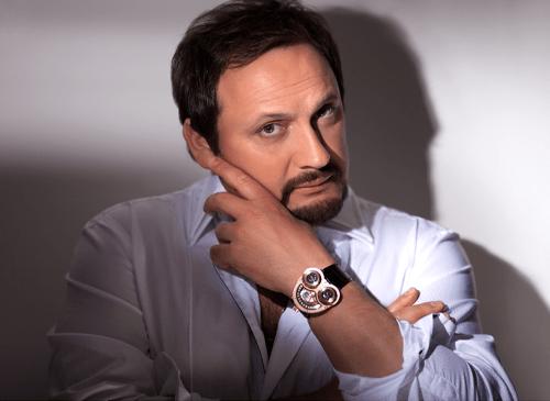 Russian singer Stas Mikhailov