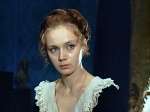 Irina Kupchenko in 1975 film 'The Captivating Star of Happiness'