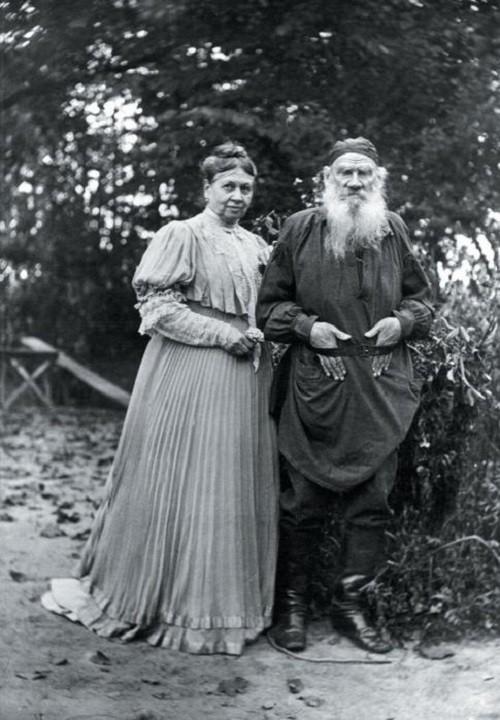 Russian Genius Leo Tolstoy