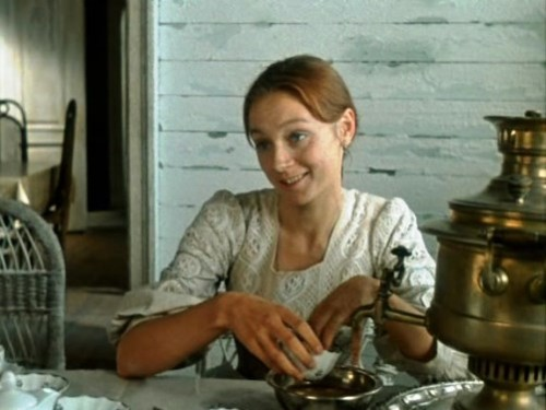 Irina Kupchenko in 1970 film 'Uncle Vanya'