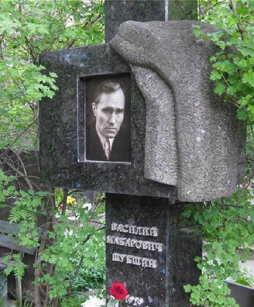 Vasily Makarovich was buried in Novodevichy Cemetery in Moscow