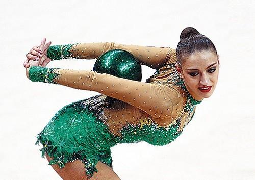 Woman of the Year Evgenia Kanaeva