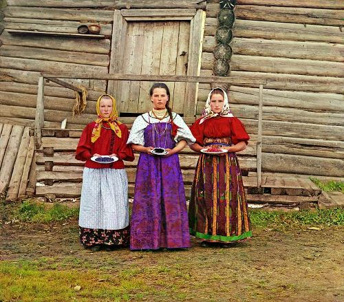 color photography Sergey Prokudin-Gorsky