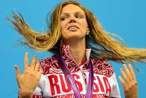swimmer Yuliya Yefimova