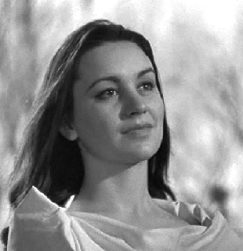 actress Lydia Alexandrova