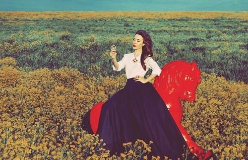 Haute couture Ulyana Sergeenko
