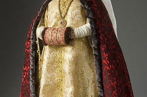 Imperial Russia Doll figures by George Stuart
