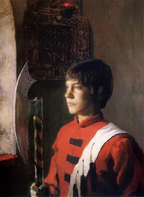 Russian artist Sergey Kirillov