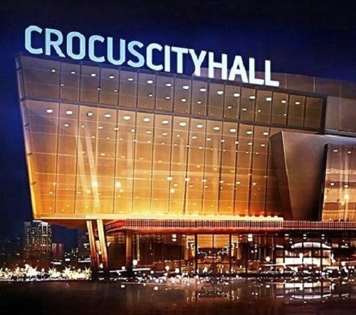 Miss Universe 2013 in Russia. Crocus City Hall