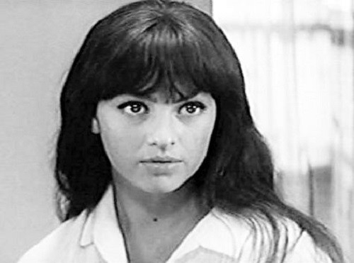 Russian actress Tatiana Ivanenko in 'Day Ahead' (1971)