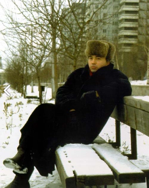 Dmitri Hvorostovsky in Krasnoyarsk