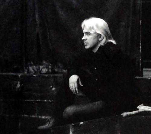 Russian baritone opera singer dmitri hvorostovsky