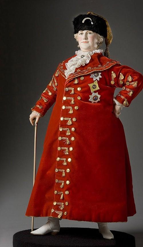 Empress Catherine II ( 1790 )