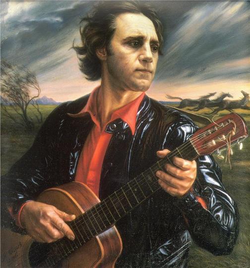 painter Alexander Shilov