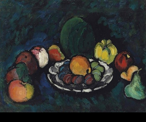 Ilya Mashkov 'Most expensive Russian art lots in London auction