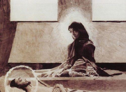 Lamentation, 1887