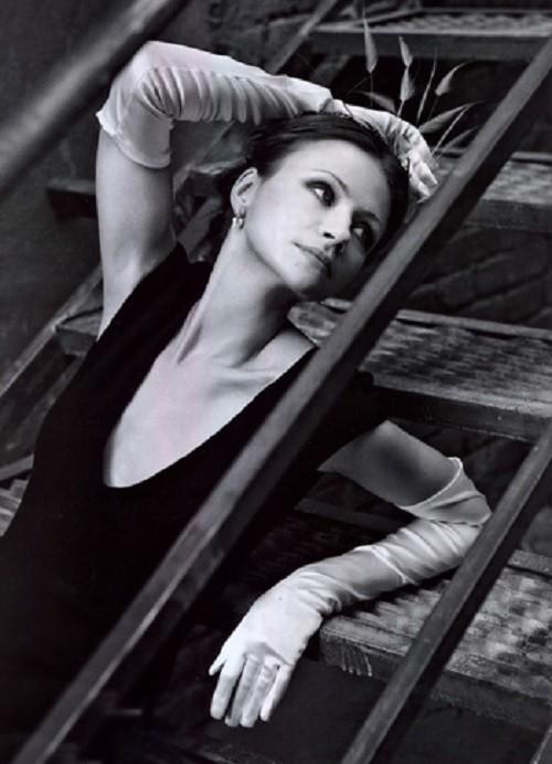 actress Maria Mironova