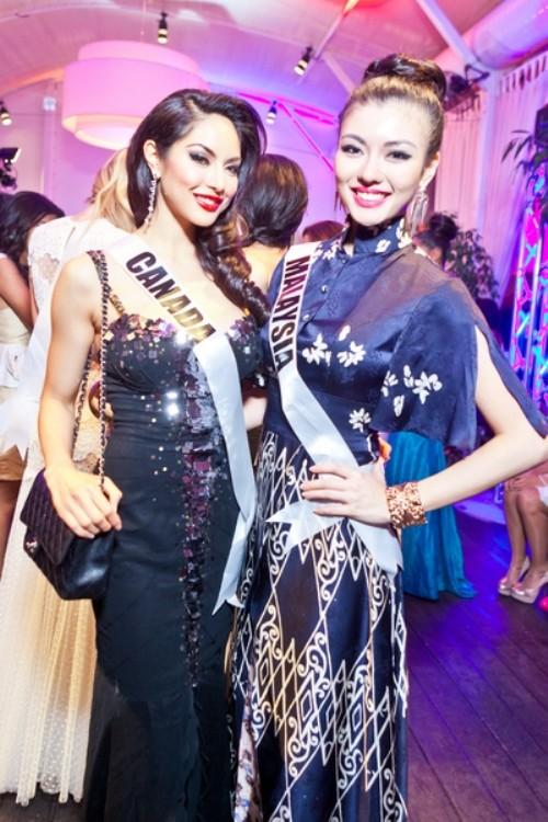 Miss Canada, Miss Malaysia