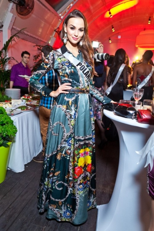 Miss Poland 2013