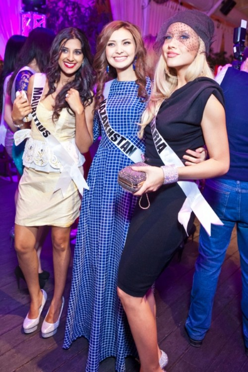 Miss Universe 2013 in Russia