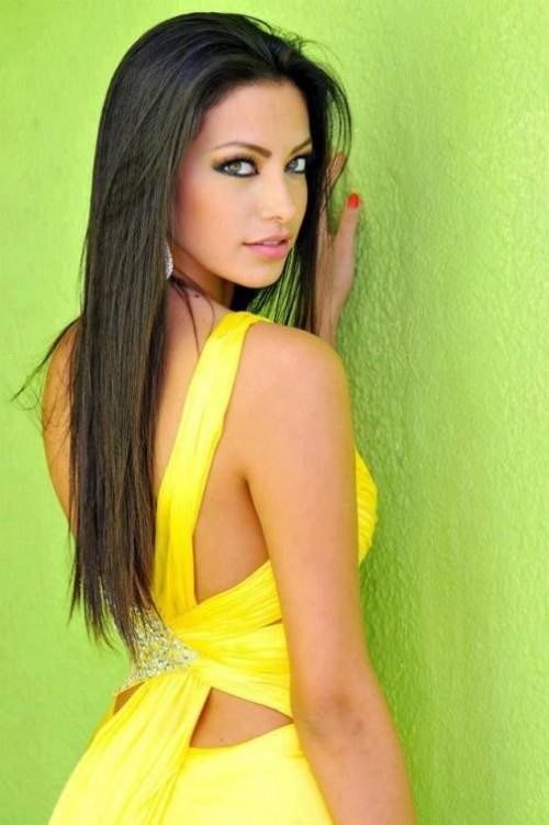 Miss Universe Bolivia 2013 - Alexia Viruez