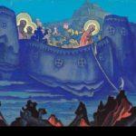 Snetogorsk monastery XIII century frescoes