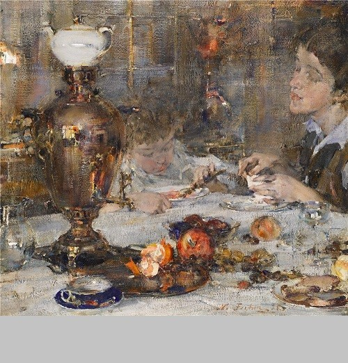 Most expensive Russian art lots in London auction
