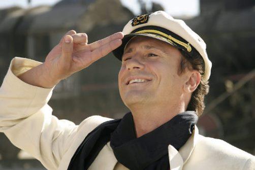 Oleg Menshikov in the film 'The Golden Calf', 2006