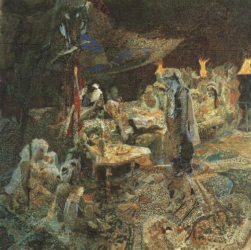 'Oriental Tale', 1886