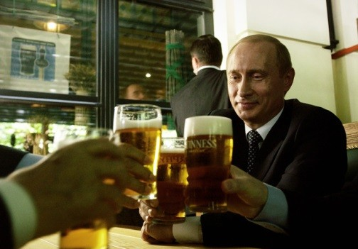 Vladimir Putin best aphorisms