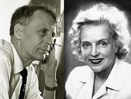 Ivan Pyrev and Marina Ladynina