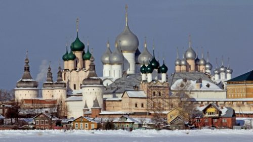 Russia 10 heritage sites