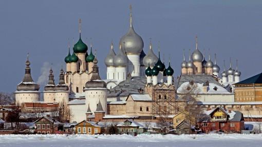 Russia 10 heritage sites