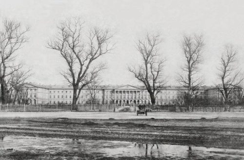 Smolny Institute for Noble Maidens