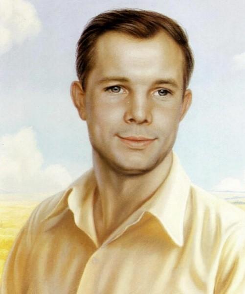 Son of Motherland (Yuri Gagarin)