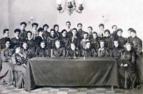 Teachers. Smolny Institute for Noble Maidens