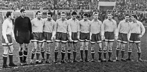 Dynamo football team (Moscow)