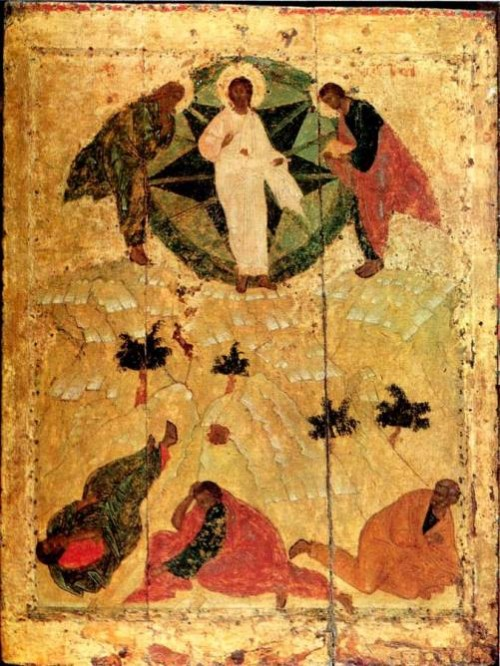 icons Andrei Rublev