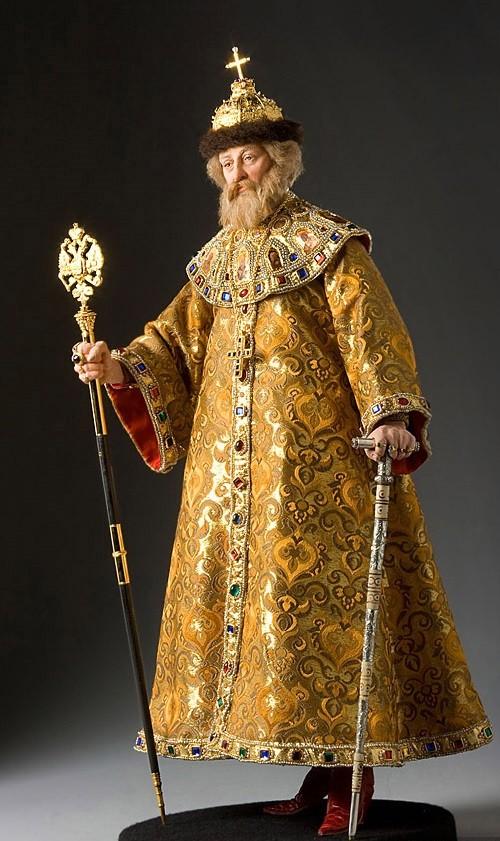Tsar Mikhail Romanov