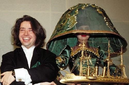 couturier Valentin Yudashkin