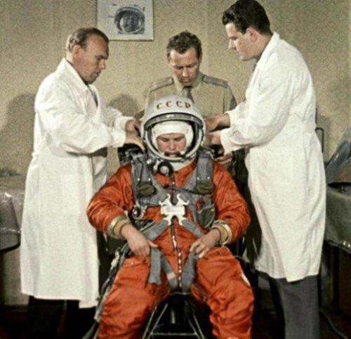 cosmonaut Valentina Tereshkova