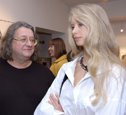 Russian celebrities unequal marriages. Alexander Gradsky and Marina Kotashenko, age difference - 32 years