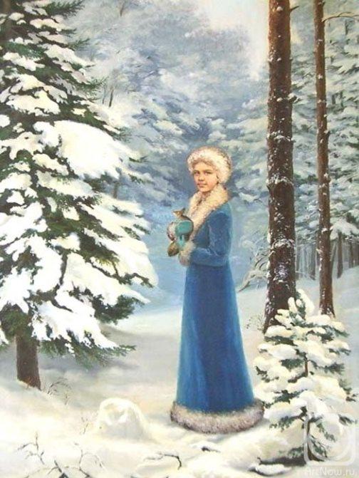 Alexey Shabalin. Snowmaiden