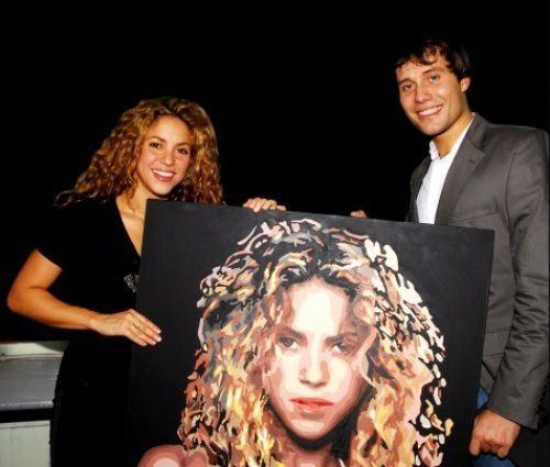 Daniil Fedorov and Shakira
