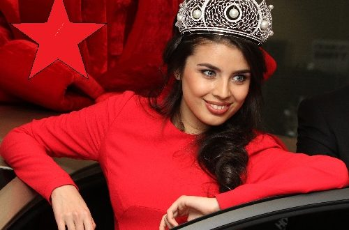 Russian winners of world beauty contests