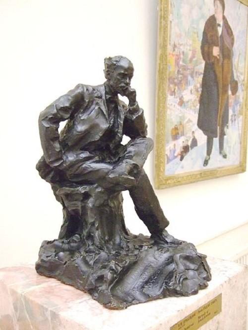 Isaac Levitan, 1899